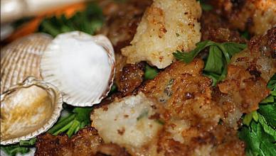 Kibbelingi - tradycyjne danie holenderskie