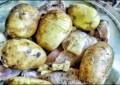 ziemniaki, kurze kitki