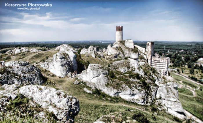 ruiny w Olsztynie