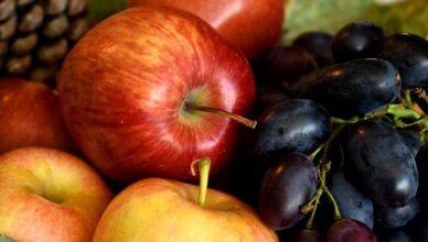 Ciasto z jabłkami bez tłuszczu